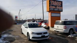 Used 2015 Volkswagen Jetta Trendline+**ONLY 57KMS**AUTOMATIC**ALLOYS**CERT for sale in London, ON