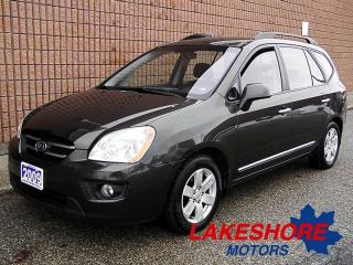Used 2009 Kia Rondo EX || CERTIFIED || AUTO for sale in Waterloo, ON