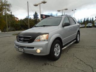 Used 2006 Kia Sorento LX AWD for sale in King City, ON