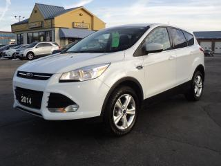 Used 2014 Ford Escape SE 4WD 2.0LEcoboostHeatedSeatsBackUpCamBluetooth for sale in Brantford, ON