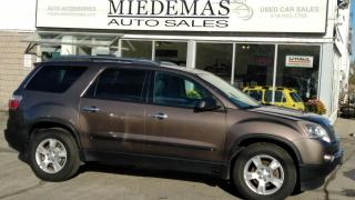 Used 2009 GMC Acadia SLE for sale in Mono, ON