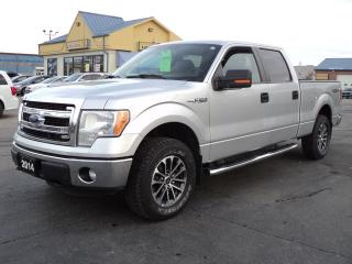 Used 2014 Ford F-150 XLT SuperCrew 4X4 5.0L 6ft Box for sale in Brantford, ON