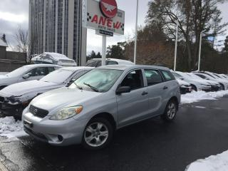 Used 2005 Toyota Matrix XR for sale in Cambridge, ON