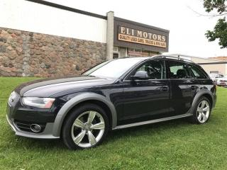Used 2014 Audi Allroad Premium Plus   Quattro   Clean   Navigation   for sale in North York, ON