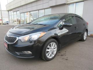 Used 2015 Kia Forte LX+ Winter Edition for sale in Mississauga, ON