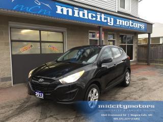 Used 2013 Hyundai Tucson GL/ 5-Spd Manual/ LOW KMs!!! for sale in Niagara Falls, ON