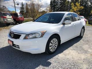 Used 2008 Honda Accord LX for sale in Stouffville, ON