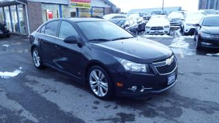 Used 2014 Chevrolet Cruze 2LT/NO ACCIDENT/SUNROOF/$11900 for sale in Brampton, ON