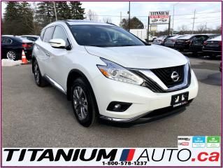 Used 2016 Nissan Murano SV AWD-GPS-Camera-Pano Roof-New Tires & Brakes-XM- for sale in London, ON