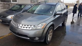 Used 2007 Nissan Murano SL for sale in North York, ON