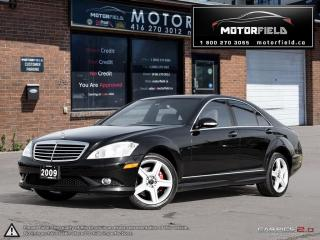Used 2009 Mercedes-Benz S-Class S450 4Matic AMG *Accident Free, Nav, Rear Cam* for sale in Toronto, ON