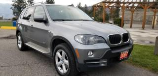 Used 2007 BMW X5 3.0si for sale in West Kelowna, BC