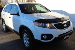 Used 2012 Kia Sorento AWD GDI LX Parking senser for sale in Mississauga, ON