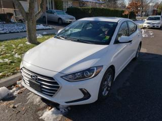 Used 2018 Hyundai Elantra SEL/Value Edition/Limited for sale in Toronto, ON