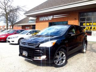 Used 2013 Ford Escape SEL AWD LEATHER LOW KM CERTIFIED for sale in Concord, ON