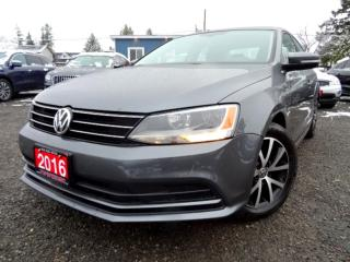 Used 2016 Volkswagen Jetta COMFORTLINE/BACK-UP CAM/HEATED SEAT/CERTIFIED for sale in Guelph, ON