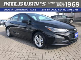 Used 2017 Chevrolet Cruze LT for sale in Guelph, ON