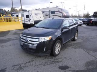 Used 2013 Ford Edge SEL FWD for sale in Burnaby, BC