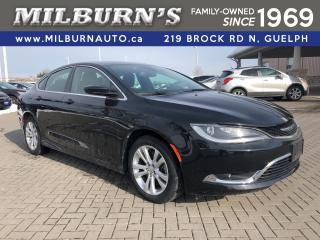 Used 2016 Chrysler 200 Limited for sale in Guelph, ON