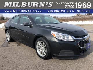 Used 2014 Chevrolet Malibu LT for sale in Guelph, ON