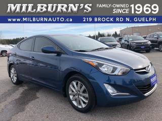 Used 2015 Hyundai Elantra GLS for sale in Guelph, ON