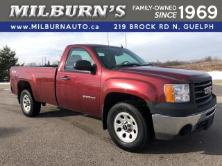 Used 2013 GMC Sierra 1500 WT 4X4 for sale in Guelph, ON