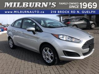 Used 2015 Ford Fiesta SE for sale in Guelph, ON