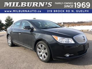 Used 2010 Buick LaCrosse CXL for sale in Guelph, ON