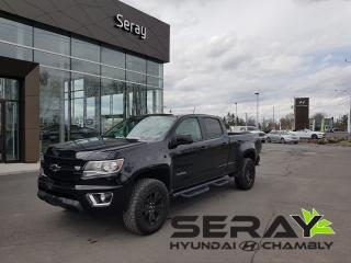 Used 2017 Chevrolet Colorado Z71, Mags, Marche for sale in Chambly, QC