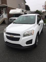Used 2015 Chevrolet Trax LS for sale in St-Hyacinthe, QC