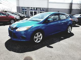 Used 2014 Ford Focus Hayon 5 portes SE/GAR 10-2019 for sale in Drummondville, QC