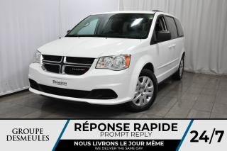 Used 2017 Dodge Grand Caravan A/C Bi-Zone * Sacs Gonflables Lat. for sale in Laval, QC