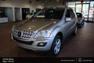 Used 2009 Mercedes-Benz ML-Class Ml320 Cdi Awd, Navi for sale in Québec, QC