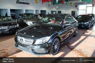 Used 2015 Mercedes-Benz C-Class C400 Awd for sale in Québec, QC