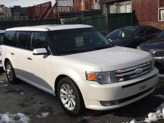 Used 2011 Ford Flex 4dr SEL FWD for sale in Scarborough, ON