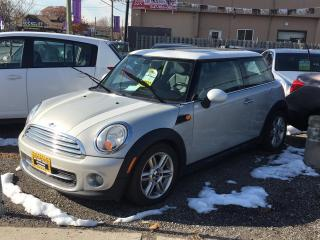 Used 2012 MINI Cooper HARDTOP for sale in Scarborough, ON