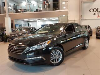 Used 2017 Hyundai Sonata GL-AUTO-REAR CAMERA-BLUETOOTH-ONLY 55KM for sale in Toronto, ON