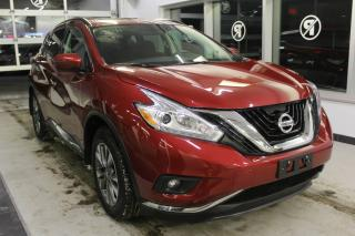 Used 2017 Nissan Murano SV AWD *GPS-CAMÉRA TOIT* for sale in Lévis, QC