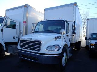 Used 2016 Freightliner M2 26' Box, Power Tailgate, Automatic, Low Kms for sale in Vancouver, BC