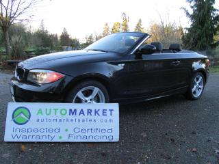 Used 2013 BMW 128I NAVI, AUTO, B/TOOTH, INSP, WARR. FINANCE for sale in Surrey, BC