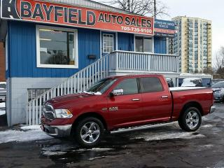 Used 2013 RAM 1500 Big Horn Crew Cab 4x4 **5.7L HEMI** for sale in Barrie, ON