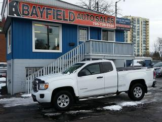 Used 2016 GMC Canyon Extended Cab V6 Off Road RWD **Alloys/Reverse Cam/Only 49k!** for sale in Barrie, ON