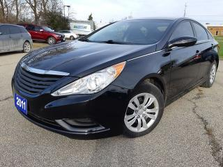 Used 2011 Hyundai Sonata GL for sale in Beamsville, ON