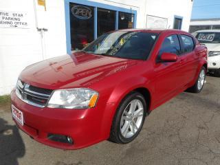 Used 2013 Dodge Avenger Certified w/ 6 Month Warranty for sale in Brantford, ON