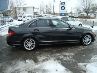 Used 2012 Mercedes-Benz C-Class 4matic Awd for sale in Ste-Thérèse, QC