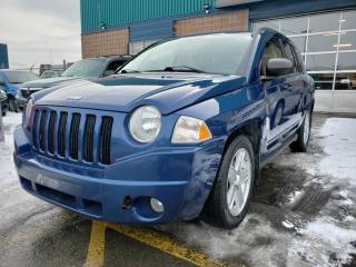 Used 2009 Jeep Compass NORTH AWD for sale in St-Eustache, QC