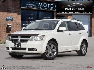 Used 2010 Dodge Journey R/T *NAVI, DVD, 7 PASS* for sale in Toronto, ON