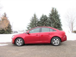 Used 2012 Chevrolet Cruze LT for sale in Thornton, ON