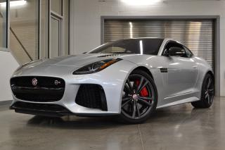 Used 2017 Jaguar F-Type SVR for sale in Laval, QC