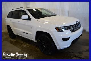 Used 2019 Jeep Grand Cherokee Altitude for sale in Granby, QC